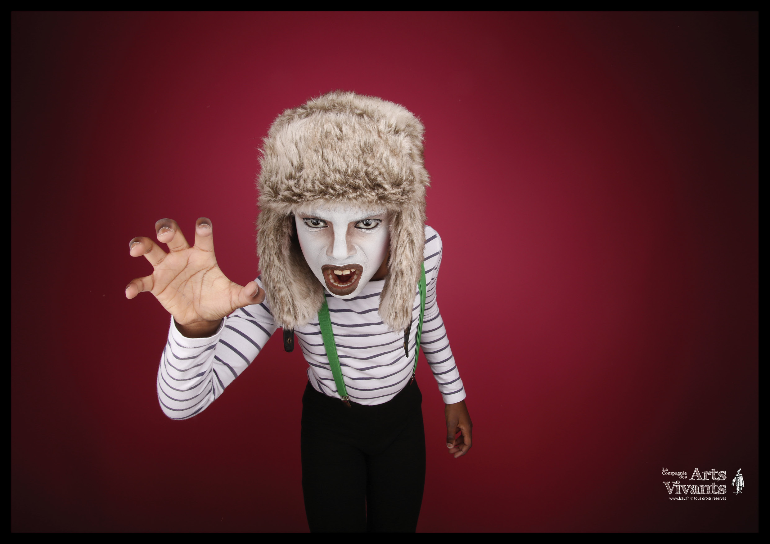 L'Abominable Mime des neiges_8